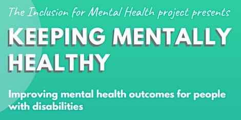 Keeping Mentally Healthy - West Perth