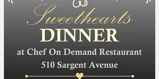 Sweethearts Dinner
