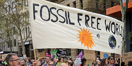 Get to Know Fossil Free SA - Workshop tickets