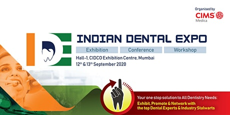 INDIAN DENTAL EXPO 2020 tickets