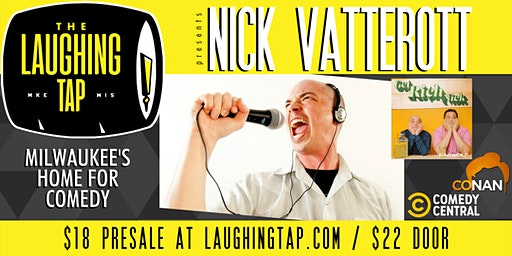 Nick Vatterott at The Laughing Tap