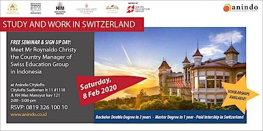 STUDY AND WORK IN SWITZERLAND