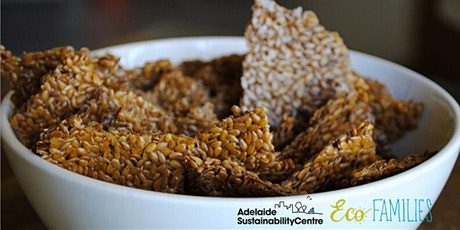 SOLD OUT - Eco Families Adelaide: Low waste snack sharing tickets