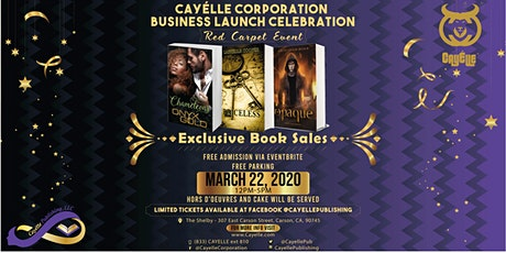 Cayelle Business Launch Celebration tickets
