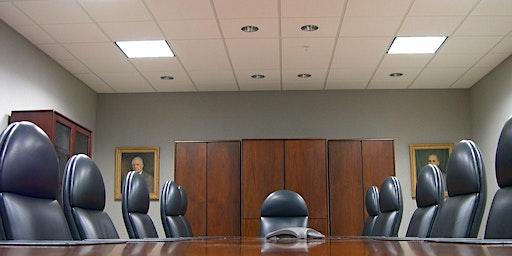 Governance Inductions Skills Set