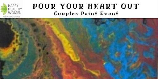 POUR YOUR HEART OUT-A Couples Paint Event-Guelph