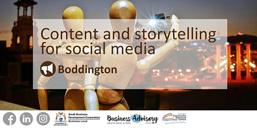 Content and Storytelling for Social Media