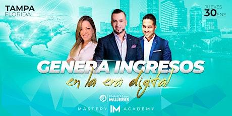 Genera Ingresos desde Casa en la Era Digital entradas