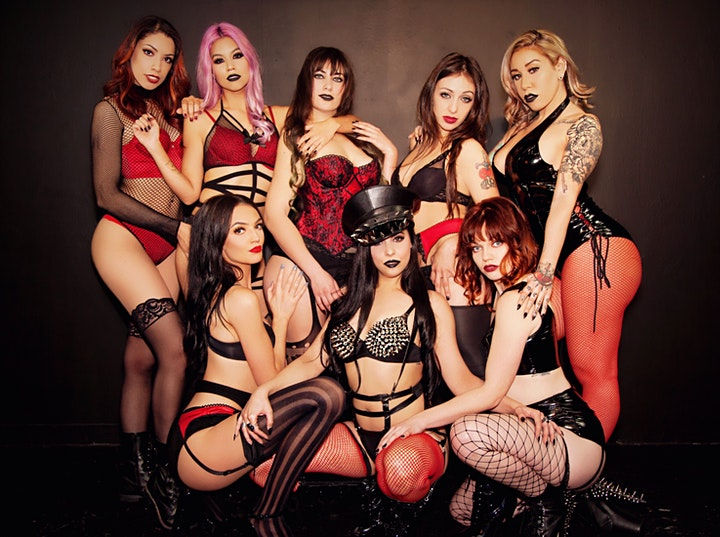 Damn Devillez Burlesque Show (Friday Night Show) image