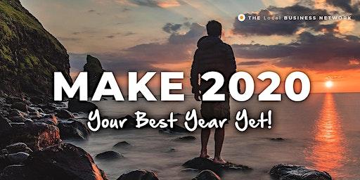 2020 The Year Ahead