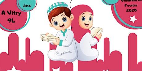 """Atelier """"J'apprends à aimer le Coran"""" billets"""