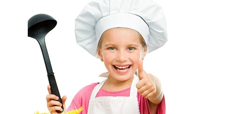 Jr Chef Ages 6-10 yrs  -MAY FLOWERS (05-03-2020 starts at 2:30 PM) tickets