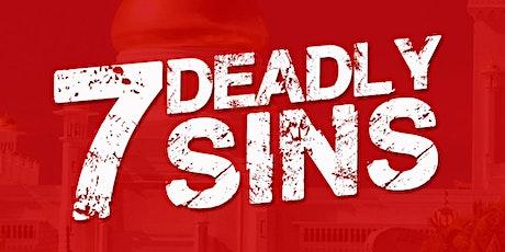 RAN 2020 | 7 Deadly Sins, An Islamic Perspective tickets