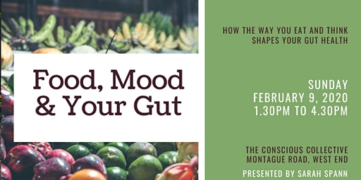 Food, Mood & Your Gut