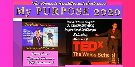 My PURPOSE 2020-Don't Dream Your Life  LIVE YOUR DREAMS-Women's Conference tickets