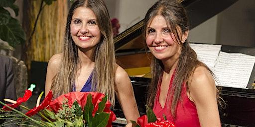 Ferhan und Ferzan Önder - Lions VB Klavierkonzert zu vier Händen