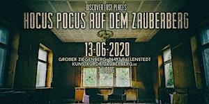Hocus Pocus auf dem Zauberberg