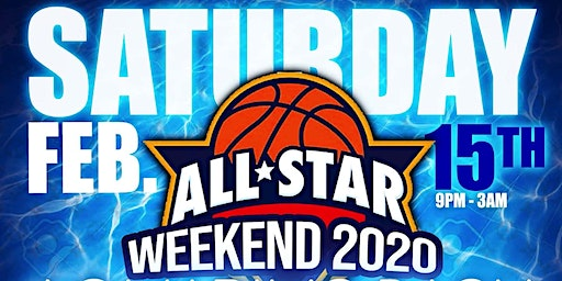 All Star Aquarius Bash/All Star Wknd/ 25+ To Enter
