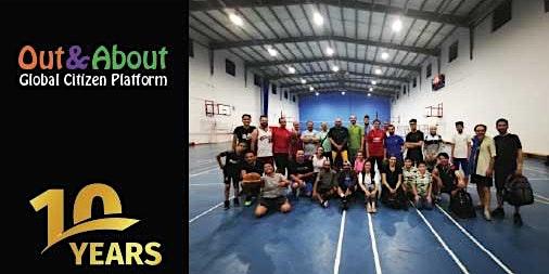Volleyball basketball Badminton - Sunday fun game