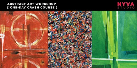 Abstract Art Workshop tickets