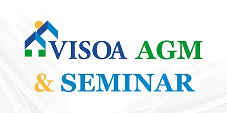 VISOA AGM & Seminar: Form B's, Parking & Storage tickets