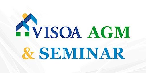 VISOA AGM & Seminar: Form B's, Parking & Storage