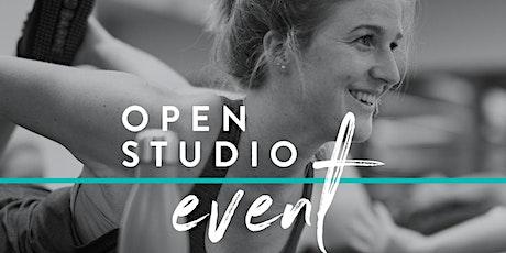 Xtend Barre - Open Week tickets