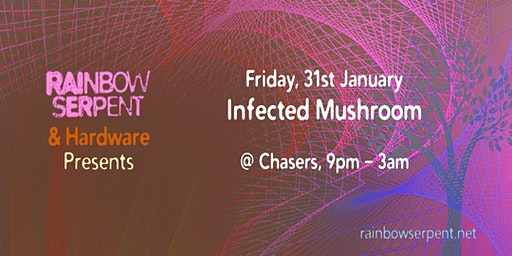 Rainbow Serpent & Hardware Present: Infected Mushroom