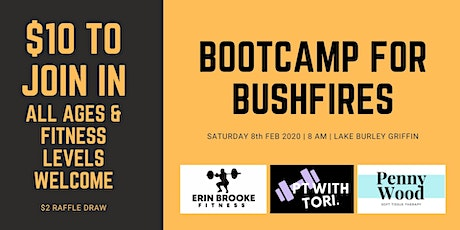 Bootcamp for Bushfires tickets