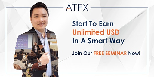 ATFX Triple Income in USD Seminar|Forex Trading|Online Trading