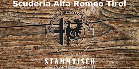 Scuderia Alfa Romeo Tirol - Stammtisch Tickets