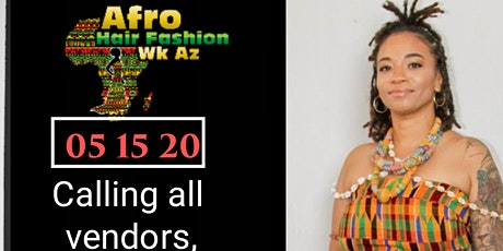 Afro-hair and fashion show tickets