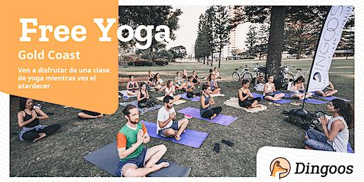 Dingoos Free Yoga - Gold Coast