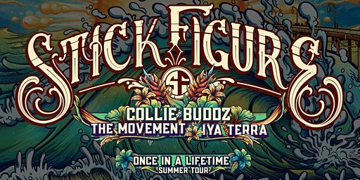 Collie Buddz w/ Iya Terra and Very Special Guests