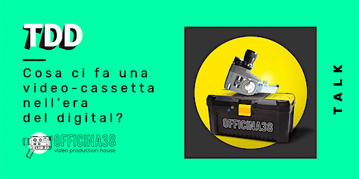 Cosa ci fa una video-cassetta nell'era del digital?