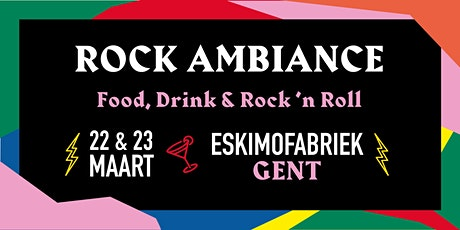 Rock Ambiance - Food, Drinks & Rock n Roll tickets