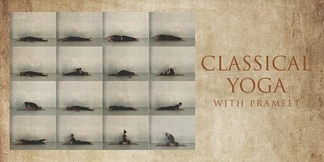 Classical Yoga - Taster Class (Colonel Light Gardens Institute Hall) tickets