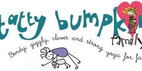 Weekend Family Valentine's Tatty Bumpkin Yoga [2-7 years] tickets
