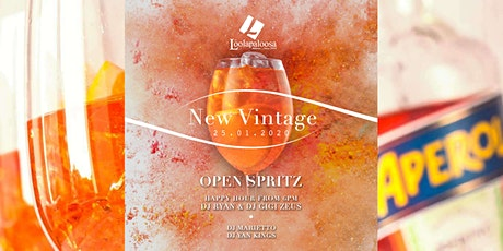 Official Open Spritz Party al Loolapaloosa | Info: 3355290025 (WhatsApp) biglietti