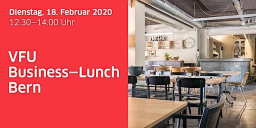Business-Lunch, Bern, 18.02.2020
