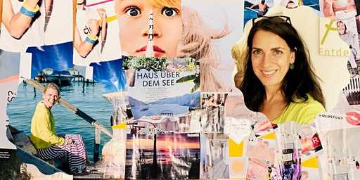 Deine Wünsche-Collage für 2020 & go for your own vision board 2020