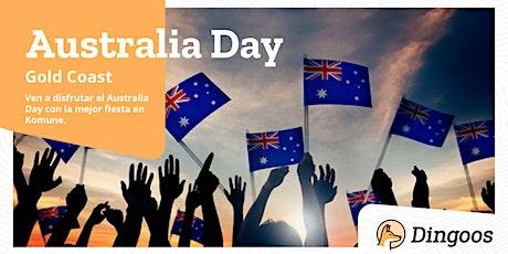 Dingoos Australia Day Party - Gold Coast tickets