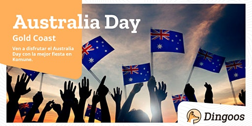 Dingoos Australia Day Party - Gold Coast