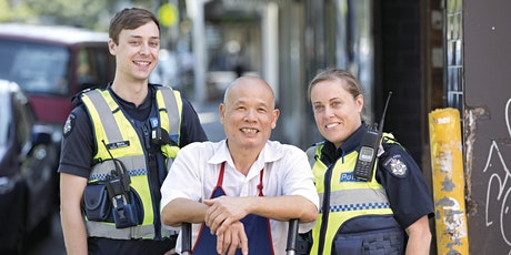 Victoria Police - Open Door/Open Table @ Broadmeadows Police Station tickets