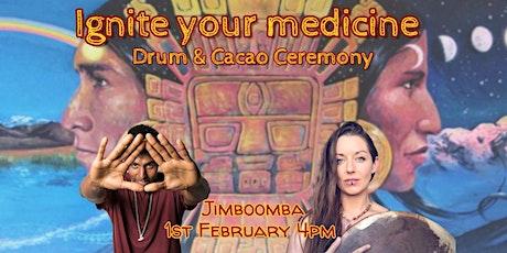 Drum &  Cacao Ceremony tickets