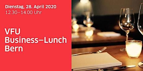 Business-Lunch, Bern, 28.04.2020 Tickets