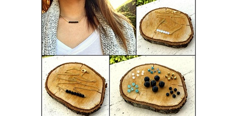 DIY Essential Oil Diffuser Necklace tickets
