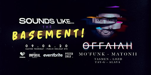 Sounds Like The Basement! Ft. Offaiah [Defected]