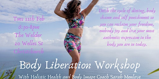 Body Liberation Workshop