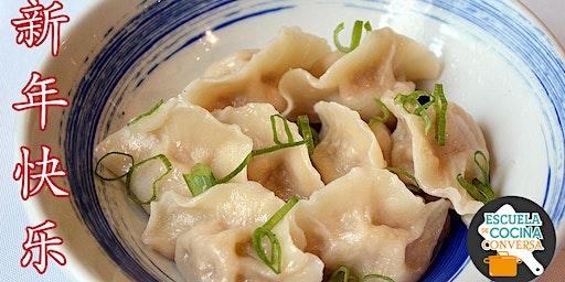 Año nuevo chino - Taller de cocina del menú tradicional